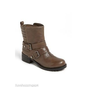 NEW Report Signature Seymore Moto Ankle Boot
